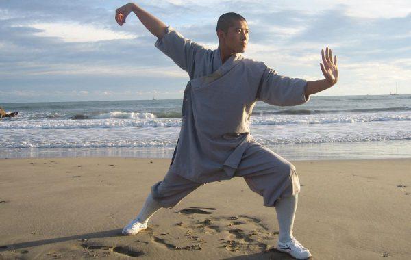 Taiji Quan – « Yang en Yin »