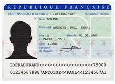 Création ou renouvellement de carte nationale d'identité